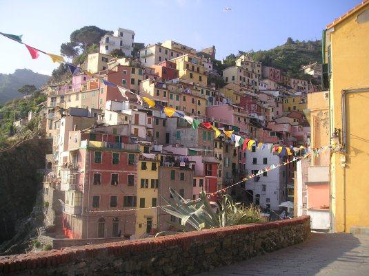 Riomaggiore (Cinque Terre), Italia